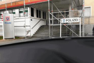Polizei Direktion Wetterau Friedberg Ausbau Aufstockung BA2