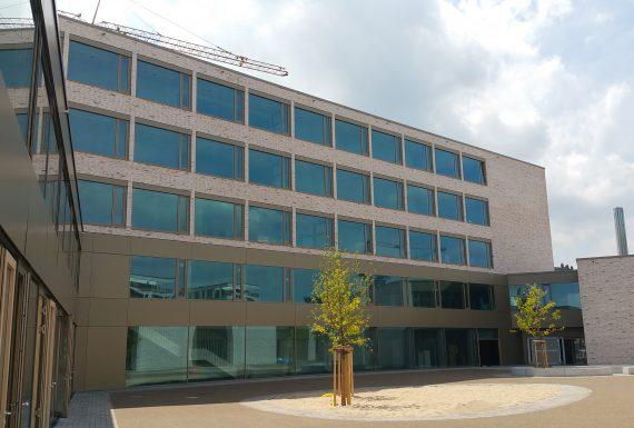 Hafen Offenbach – Neubau Grundschule und Kindertagesstätte