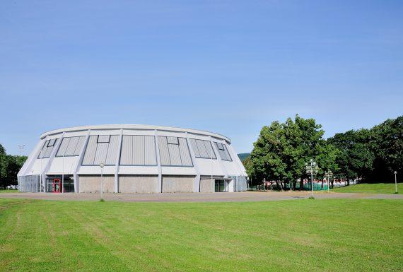 Rundsporthalle Bingen-Büdesheim