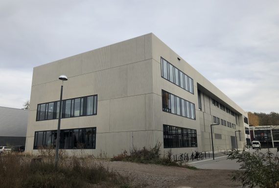 Neubau LZM Lehrzentrum Maschinenbau, Darmstadt