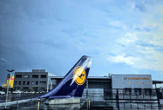Lufthansa Technik AG, Service-Werk für Räder und Bremsen im Frankfurter Osthafen