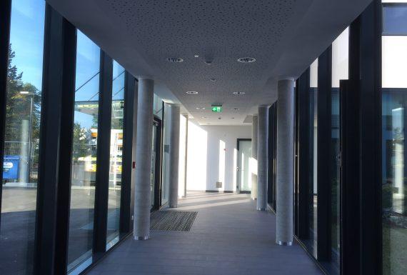 Neu- und Umbau KPP Haus für Psychiatrie und Psychotherapie