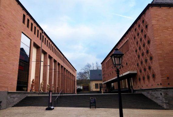Historisches Museum, Akustik Maßnahmen
