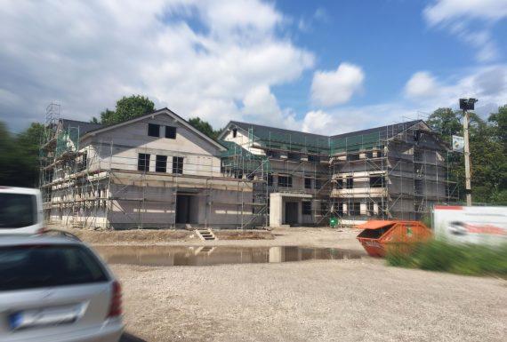 Neubau Tagesklinik und Beratungszentrum Heppenheim
