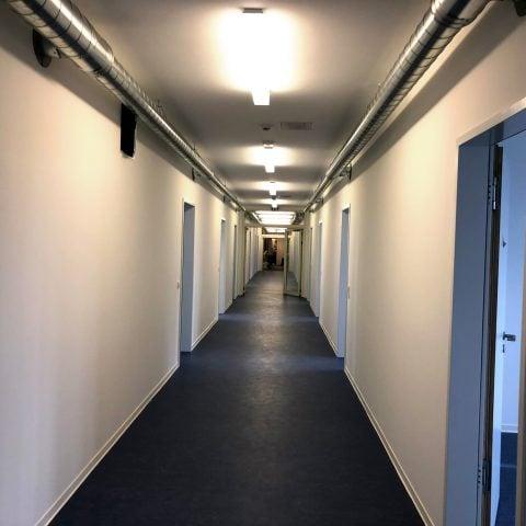Polizei Direktion Wetterau Friedberg Ausbau Aufstockung BA1